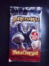 BNIP Redakai Conquer the Kairu - Meta Charged Booster Pack - 5 X-Drives