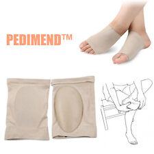 Plantar Fasciitis Arch Support For Fallen Flat Feet Best Gel Orthotics Pedimend™