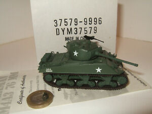 Matchbox DYM 37579 Greatest Tanks Series,Sherman M4A3 76mm in 1:72 Scale