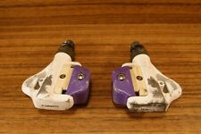 pedals Shimano PD-A525 made in Japan for road bike racing 9/16''