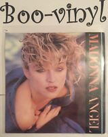 "MADONNA - ANGEL p/s 7"" vinyl single record - EX Con"