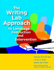 The Writing Lab Approach to Language Instruction and Intervention by Nelson Ph.