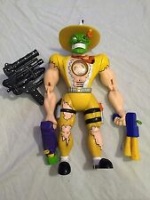 "VINTAGE 1997 Toy Island RARE 12"" Torso Twistin Jim Carrey THE MASK Figure"