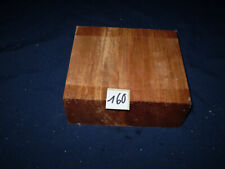 Birnbaum gestockt Birne Holz  Drechselholz   137 x 150 x 58 mm   Nr. 160
