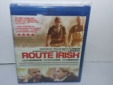 Route Irish (Blu-ray, Region A for USA/Canada, Canadian) NEW - No Tax