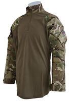 Britisches T-Shirt Unterhemd Combat Shirt MTP Tarn Hot Weather Größe M gebr.