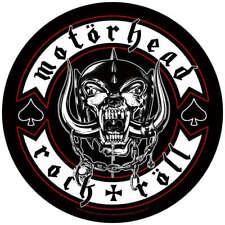 MOTÖRHEAD - Biker Badge - Rückenaufnäher / Backpatch