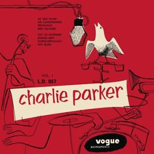 CHARLIE PARKER Vol 1 LP Red & White Splatter Vinyl NEW 2017