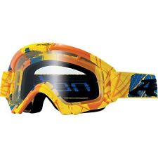 Arnette Mini Series Fragment Youth MX Goggles - Blue Orange, Clear Lens, New
