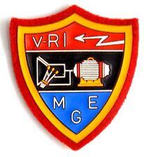 Toppa Patch V-RI Radioamatori MGE cm 6 x 6,8