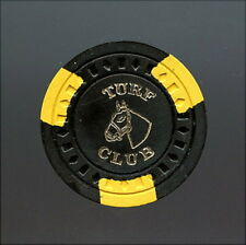 OLD VINTAGE 1960's CALIF CARD ROOM CHIP - $20.00 - TURF CLUB - SAN MATEO CA