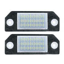 Led Kennzeichenbeleuchtung TÜV-FREI Ford Focus II   + C-Max