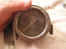 Vintage Antique Stewart Warner RPM Tachometer Gauge