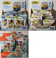 Mega Bloks Minions Serie 3 Mini Sammelfiguren Display mit 24 Tüten OVP CNF46
