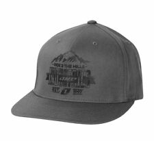 ONE INDUSTRIES MENS RIDE TO THE HILLS CAP HAT GREY J-FIT FLEXFIT motocross mx