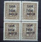 Local Deutsches Reich WWll overprint Laisvi Telsiai MNH