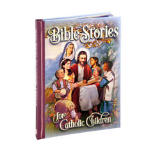 Bible Stories for Catholic Children - NEW Hard Cover 2497