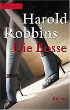 Die Bosse von Robbins, Harold | Buch | Zustand gut