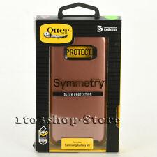 OtterBox Symmetry Samsung Galaxy S8 Shockproof Hard Case Rose Gold Pink/Black