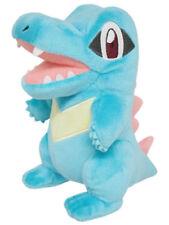 Pokemon Totodile Plush Toy by SANEI Pocket Monster Doll Kid Gift