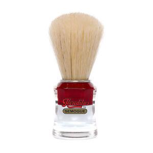 Semogue Hereditas 820 Shaving Brush - Red Edition - Official Semogue Dealer