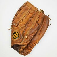 Wilson USA A2000 XL Leather Baseball Glove Dual Hinge Right Hand Throw RHT 12.5""