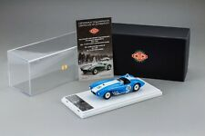 ЗИЛ-112С белый/голубой 1963 / ZIL 112S DiP models 1/43 L.E.960 pcs