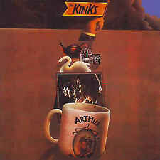 The Kinks - Arthur - Or The Decline And Fall Of The British Empire - Ex (NEW CD)
