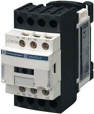 Schneider tesys 3 pole contacteur 12A 12VDC bobine 600VAC LC1D12JL dc relais commutateur