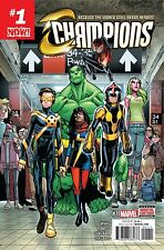 Champions #1 Comic Book 2016 NOW - Marvel