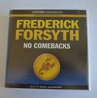No Comebacks: by Frederick Forsyth  -  Unabridged Audiobook 6CDs