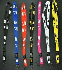 Nike Lanyard Detachable Key Chain Strap Badge ID USA FAST SHIPPING