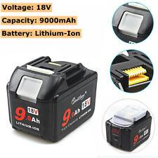 BL1890 18V 9000mAh Li-ion Battery for Makita BL1830 BL1840 BL1850 BL1860 9.0Ah