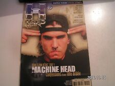 **d Hard Rock n°94 Iron Maiden / Gamma Ray / Napalm Death / Dimmu Borgir