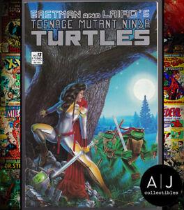 Teenage Mutant Ninja Turtles #13 VF- 7.5 (Mirage)