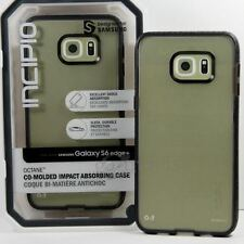 INCIPIO Octane Hybrid Case for Samsung Galaxy S6 edge+ PLUS - Frost Black Bumper