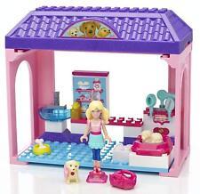 Mega Bloks Barbie Salón De Mascotas