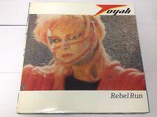 "Toyah – Rebel Run 12"" – SAFE LS56 – EX+"