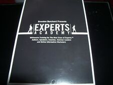Brendon Burchard Experts Academy Millionaire Training (USA Region 1) 10 DVD NEW