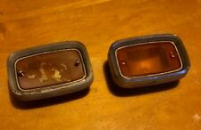 Parking Light Lenses Wagoneer, Big Ford Truck Unknown Hot Street Rod Lowrider IH