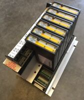 Reliance Electric 45C1A With (6) Input Module 45C40 Programmable Controller