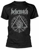Behemoth T Shirt Furor Divinus Official Black Mens Tee NEW Metal Classic Rock