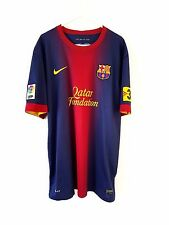 Barcelona Football Memorabilia Shirts (Spanish Clubs)