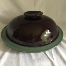 Louisville Pottery Country Fare Oval Roaster