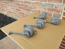 SHOCK ABSORBER & ARM MODEL A FORD HOUDAILLE HYDRAULIC  SET 4 *PARTS OR REBUILD*