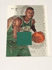 2000-01 Black Diamond Basketball Jerome Moiso Rc Jersey /1750 - Boston Celtics