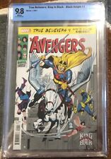 AVENGERS #48 True Believers Edition 1st Appearance Black Knight CBCS CGC 9.8 Gem