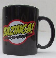 Bazinga Big Bang Theory Coffee Mug Cup Tea Latte Hot Chocolate