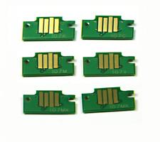6pcs PFI107 Cartridge Chip for Canon IPF 670 680 685 770 780 785 Printer