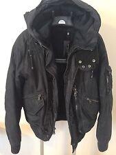 Ralph Lauren Black Label Jacket, Parajumpers Style Pocket, Flight,Dark Blue, M